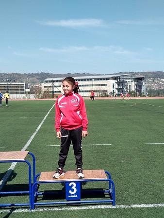 Manuela trofeo Ourense marcha