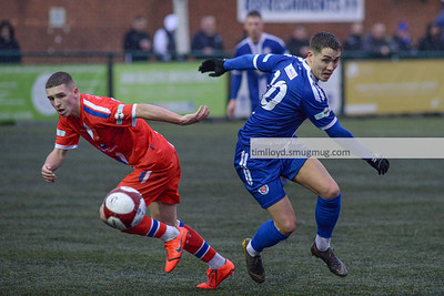 Sutton Coldfield Town FC 2 v 1 Chasetown FC