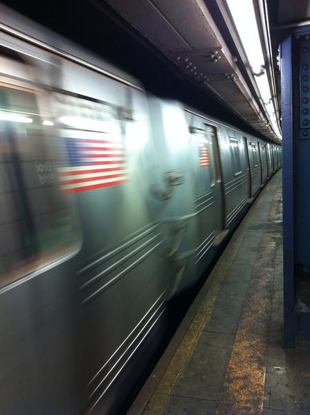 The R Train