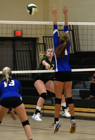Wahconah vs Taconic volleyball - 090919