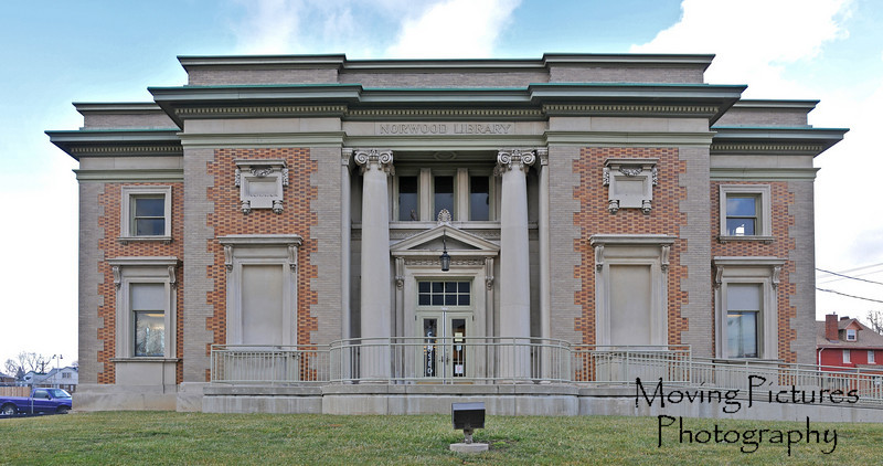 Carnegie Library - Norwood - Opened 1907