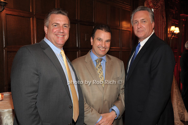 Mike Bitsko, Vincent Garcia, Kevin Smith photo by Rob Rich/SocietyAllure.com © 2014 robwayne1@aol.com 516-676-3939