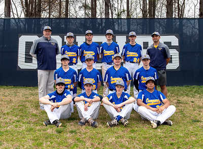 2021 - JV Baseball