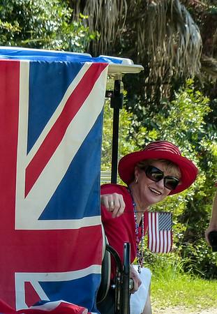 July 4 2014 Cart Parade