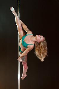 Miss Pole Dance UK 2013 Women