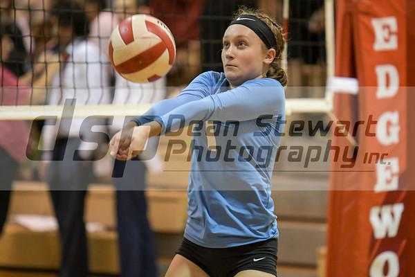 JV Volleyball 10-10-19