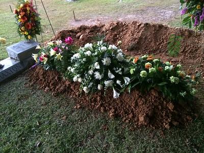 2014: Dorothy Emma Wood Thaxton Funeral