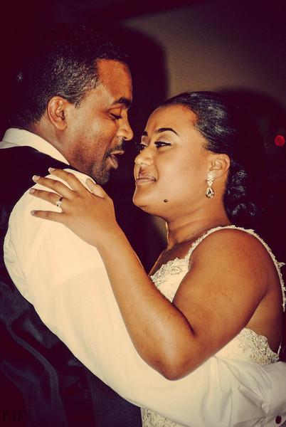 Wedding, Menna and Mesfin
