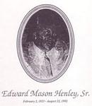 Children of Gustavis Alexander Henley