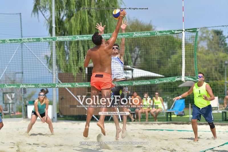 presso Zocco Beach PERUGIA , 25 agosto 2018 - Foto di Michele Benda per VolleyFoto [Riferimento file: 2018-08-25/ND5_8724]