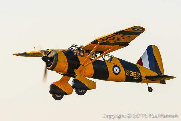 2015 CWHM Airshow - 8/15/15 - Hamilton, ON
