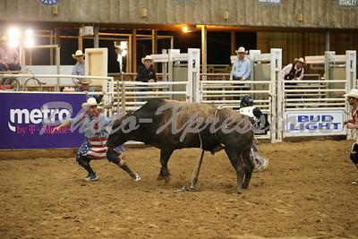 Bull Riding Monday 9-23