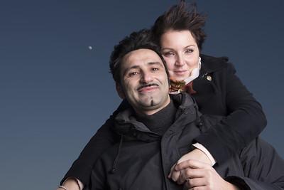 Elisa and Carlo