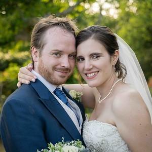Skevoulla & Chris Wedding