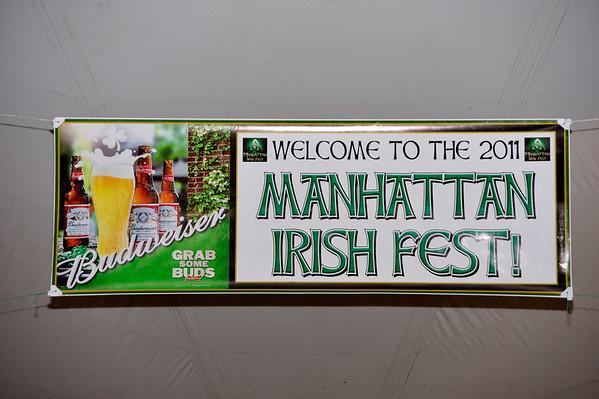 Manhattan Irish Fest XVII: Venues