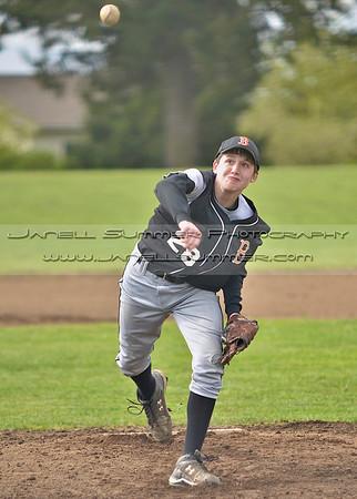 2012-5-1 Blaine 7th vs Meridian / baseball