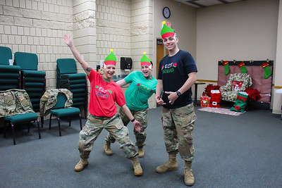 489th Christmas Party