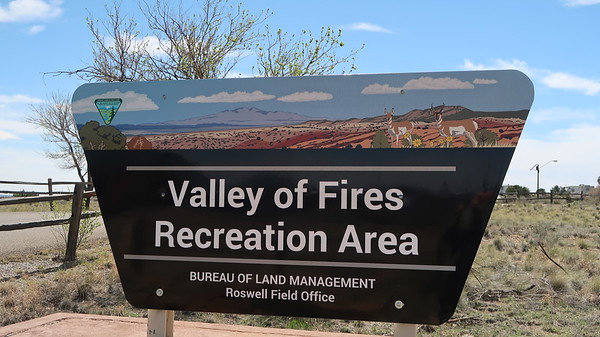 Valley of Fires Recreation Area - NM - 040219