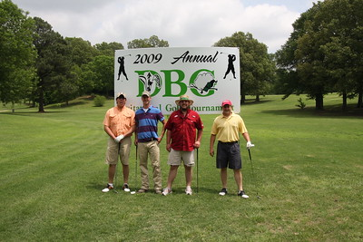 DBG 2009 Invitational Golf Tournament
