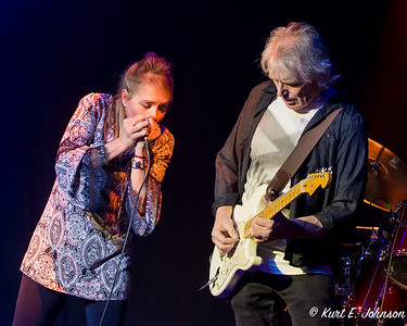 Carolyn Dolan & Big Red at The Hard Rock Tahoe 04-01-2016