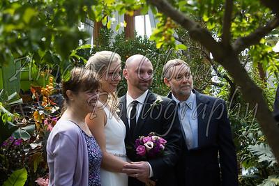 Kathleen & Jeff - Tower Hill Botanic Garden ( Boylston, Ma)