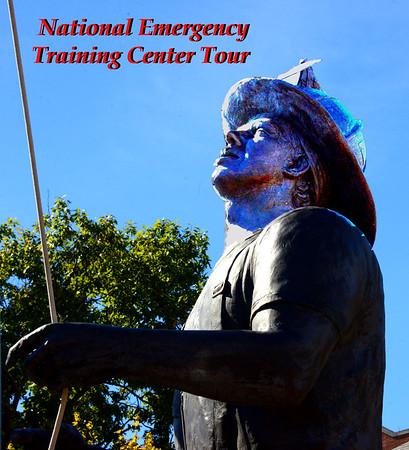 National Emergency Center Tour