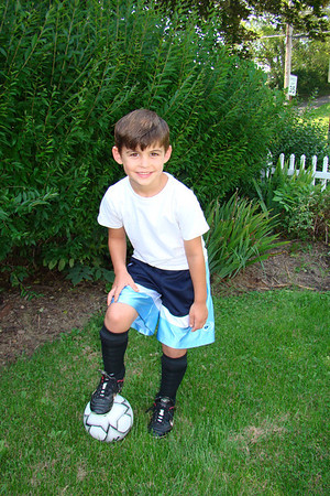 BSA Soccer Camp - August 10-14, 2009