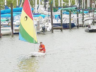Sierra's Sailing Camp 7/04/07
