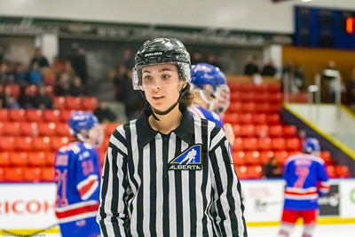Hockey Alberta Officials of the Macs Tournament
