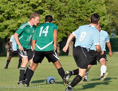 Storm Soccer July 2011