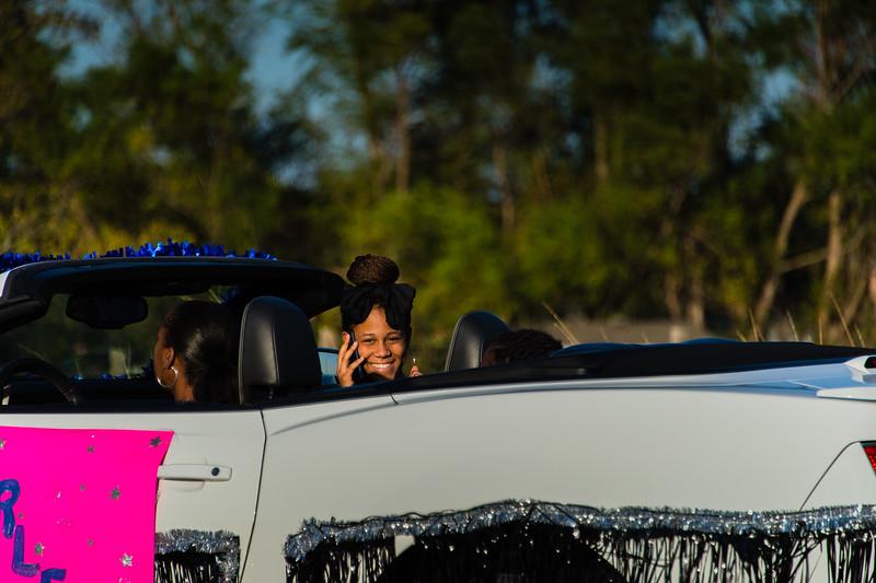 Homecoming Parade and Pep Rally 2015-10