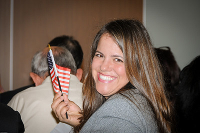 Emily Becomes a US Citizen