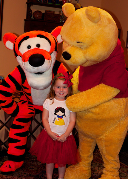 The wonderful thing about Tiggers is I'm the only one.. yes, I'm the only one!