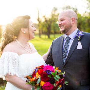 Amanda & Tony's Wedding
