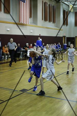 St. Clements CYO Basketball