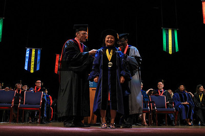 CCAS Doctoral Hooding Ceremony