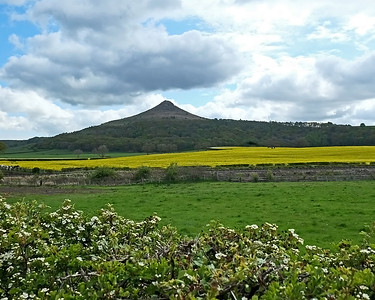 Roseberry Topping nr Middlesbrough