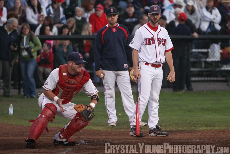 Ottawa Fat Cats at Brantford Red Sox IBL Playoffs, Finals Game 5 September 8, 2011