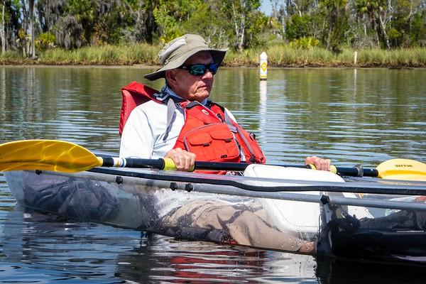 Crystal River Kayaking