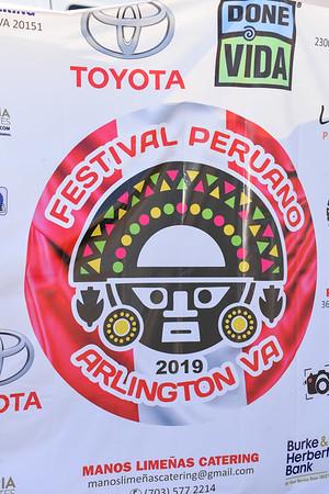 Festival Peruano De Arlington VA 2019