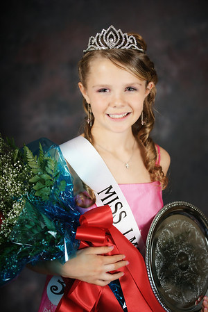 Junior Miss Lewisburg 2013