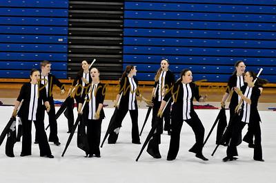 Marquette HS Winter Guard