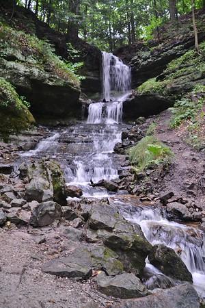 2013/08 - Horseshoe Falls