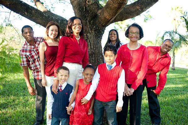 Janice & Family