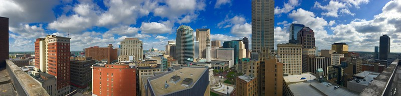 Indy Skyline Views