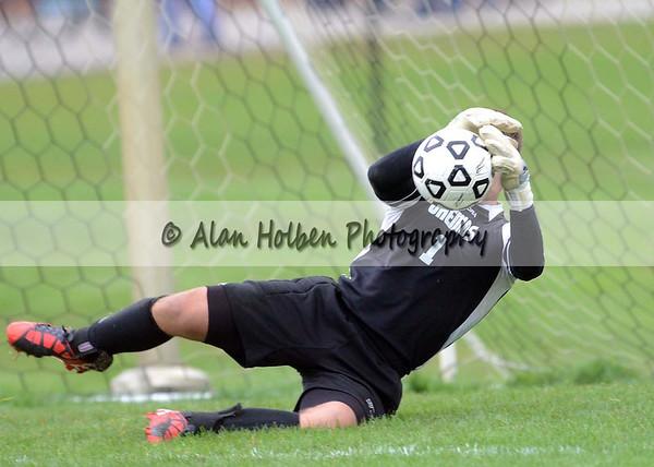 Boys Varsity Soccer - Everett at Okemos - Sept 8