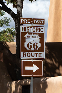 -Old Route 66 - New Mexico