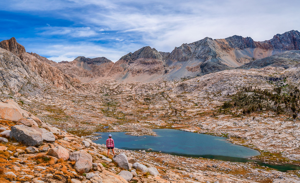 History of the High Sierra Trail