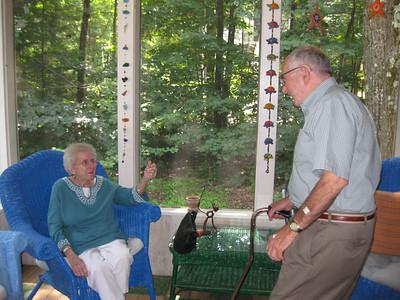 Uncle Eddie's Visit August 2009
