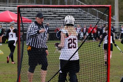 RHS Girls vs Cherokee 3-19-15